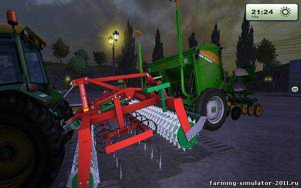 Мод Agro-Masz AS30 для игры Farming Simulator 2011