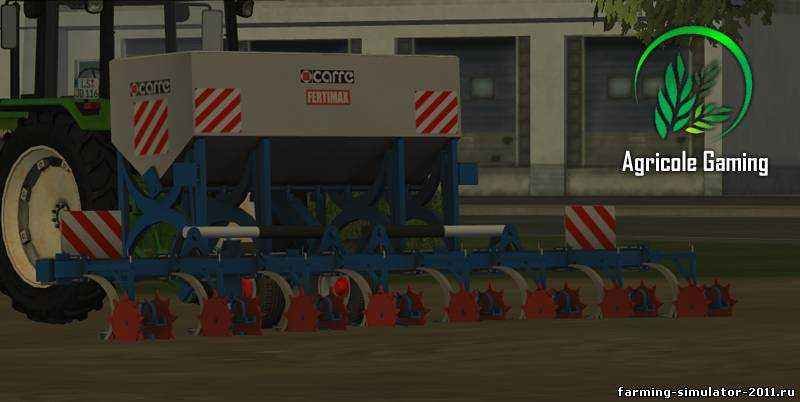 Мод Locator fertilizer Carre для игры Farming Simulator 2011
