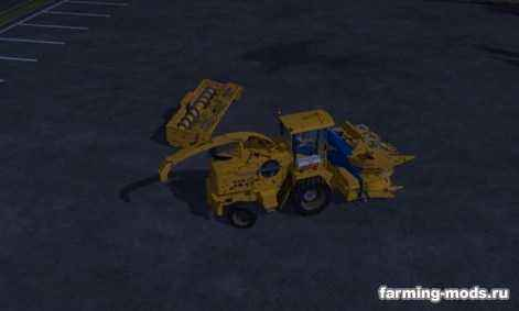 Мод Комбайн New Holland FX48 v1.0 для игры Farming Simulator 2013