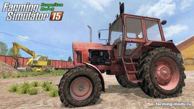 Мод МТЗ 82 КУН v 3.0 для игры Farming Simulator 2015