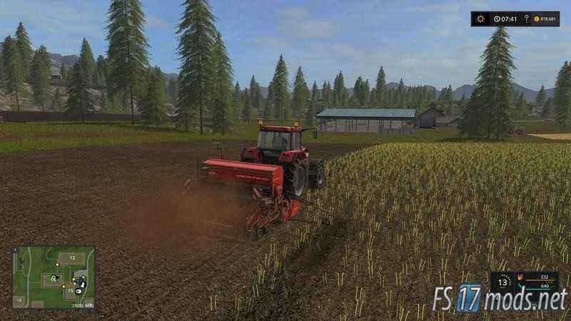 скачать моды косилки фермер симулятор 2017
