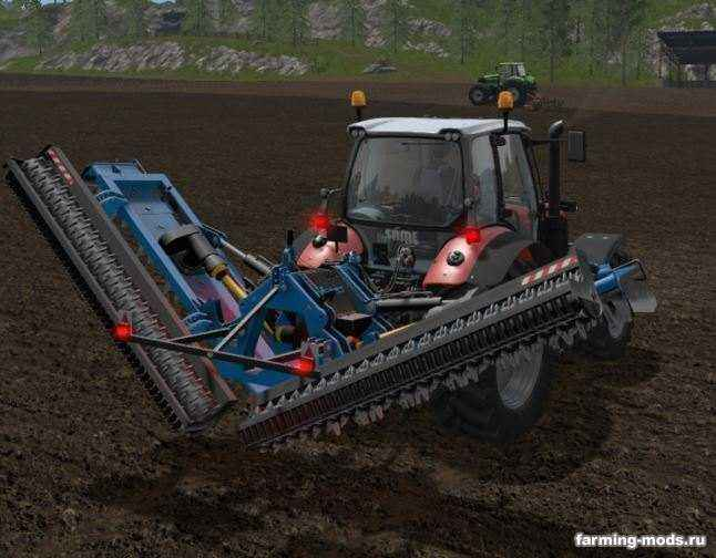 Мод Adler ERS 6000 Sicma v 1.0.1 для игры Farming Simulator 2017