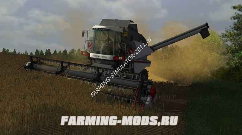 Мод Vector 410 для игры Farming Simulator 2013