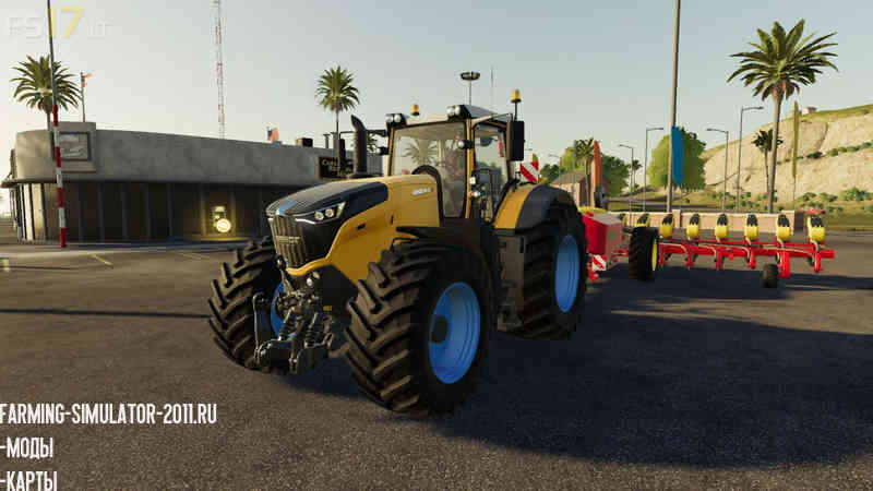 FENDT VARIO 1000 POWER V 1.0.5