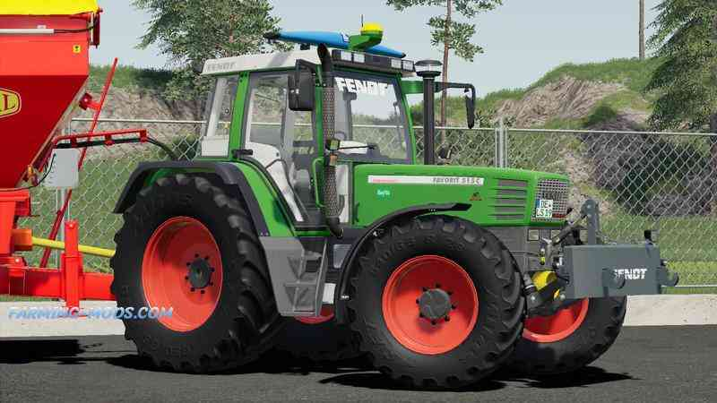 Fendt 500 Favorit BETA
