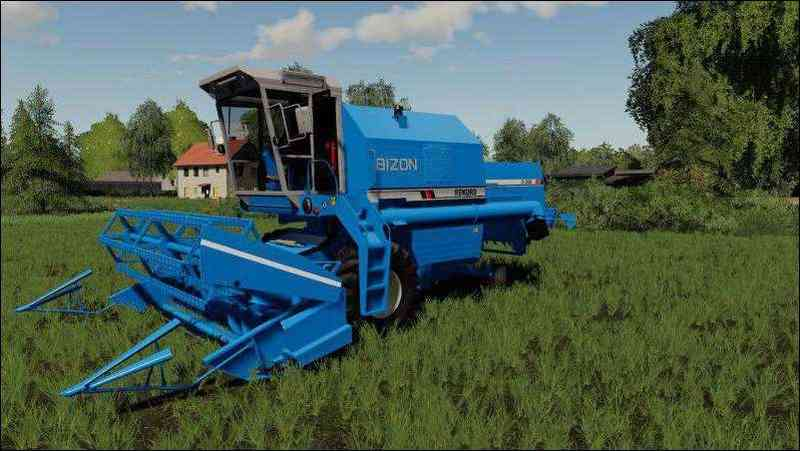 Bizon Rekord Z058 Blue v1.2