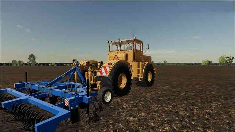 Мод Алмаз ПЧ-4.5 для Farming Simulator 2019