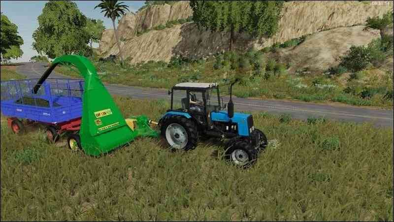Мод КИР 1.5 версия 1.0.1 для Farming Simulator 2019