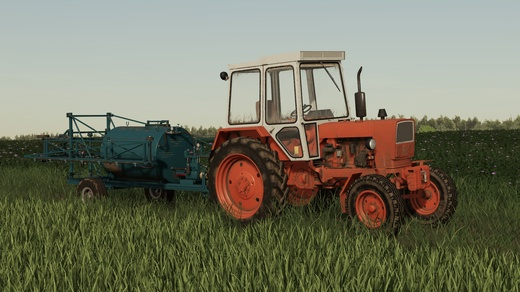Мод ОПШ-15 для Farming Simulator 2019