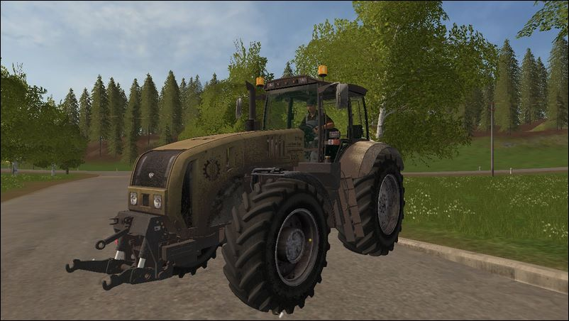Мод МТЗ-3522 v1.1 для игры Farming Simulator 2017